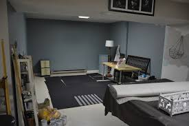 office makeover ideas. before after my pretty she cave basement office makeover ideas home f