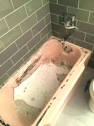 home depot bathtub refinishing bathtub resurfacing home depot cost to resurface fiberglass refinishing tub and tile home depot bathtub