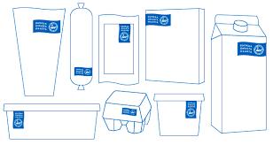Hyvää suomesta -merkin käyttö pakkauksissa, graafinen ohjeisto | Hyvää  Suomesta