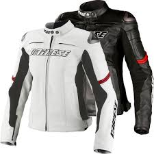 dainese racing lady leather jacket