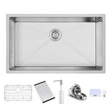 Kitchen Drop In Sink For 30 Inch Cabinet