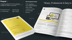 Free Proposal Template Proposal PhotoShop Template Free Download YouTube 9