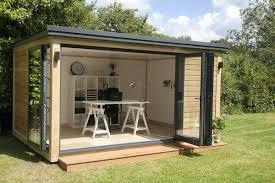 creative garden pod home office. Garden Shed Design Ideas Modern Office Creative Home Interior Pod I
