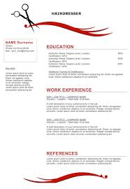 Hairstylist Job Description Simple Sample Resumes For Hairstylist Cosmetologist Hairdresser Resume