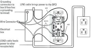 gfi wiring vac basic system wiring diagram gfci wiring problems GFCI Outlet Wiring with Switch gfi wiring enter image description here gfci breaker wiring instructions