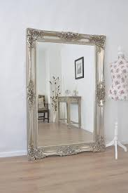 Antique Full Length Wall Mirrors Antique Wood Framed Wall Mirrors within  Full Length Vintage Mirrors (