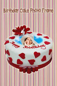 Birthday Cake Photo Frame App Ranking And Store Data App Annie