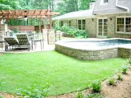 Small Picture Awesome Landscaping Design Ideas For Backyard Gallery Interior