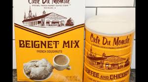 Chicory Coffee Cafc Du Monde Beignet Mix Coffee And Chicory Review Youtube