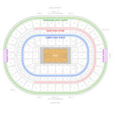 Opac Seating Chart 14 Accurate Bulls Parking Map