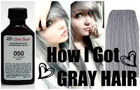 Best Grey Hair Dye Brand