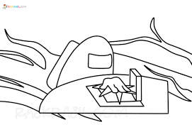 When a member has fulfilled the requirements, a completed application is upon approval, an emergency preparedness pin is awarded. Among Us Coloring Pages 190 Best Coloring Pages Free Printable
