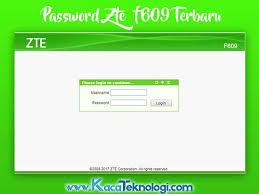 Oke langsung saja ya berikut daftar yang bisa kalian coba: Kumpulan Password Username Modem Zte F609 Indihome 2020 Terbaru Kaca Teknologi