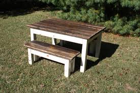 Primitive Kitchen Furniture Antique Farm Table Etsy