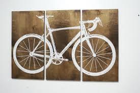 bicycle wall art canada