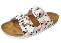 Hot selling Casual <b>Women</b> Sandals <b>Cartoon Mickey Mouse</b> Slippers ...