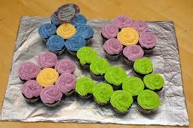 Lilybug Designs Mini Cupcake Birthday Cake