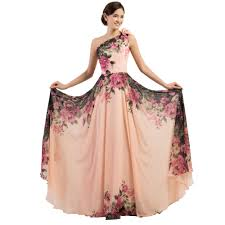 Aliexpress Com Buy 3 Designs Evening Dresses Stock One Shoulder