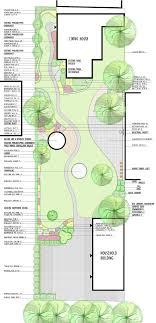 garden design garden project shady long shape garden garden plan