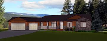 cottage style house plans with walkout basement beautiful ranch house plans with walkout basement thoughtyouknew