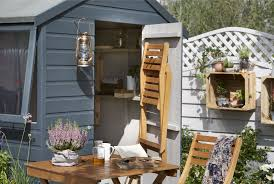 Painted Fences how to paint a wooden shed or fence help & ideas diy at b&q 5708 by xevi.us