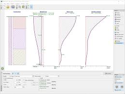Pile Group Design Pile Group Geotechnical Software Geo5 Fine