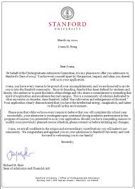 Cover Letter Stanford Business School Cover Letter