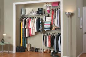 closetmaid affordable closet organizer kit steel material review