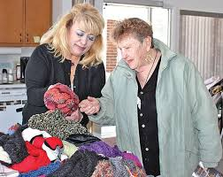 Scarves donated to seniors | Free Content | themountainmail.com