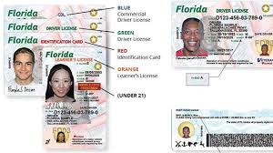 Feature Abc7 New Security News License To Driver's - Florida Enhanced Protec