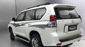 Diecast unboxing-Toyota Land Cruiser prado 1/18 paudi models - YouTube