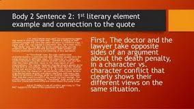 example critical lens essay argument research paper example critical lens essay