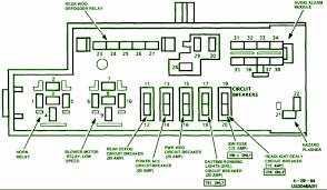 fuse mapcar wiring diagram page 184 1998 lumina van front fuse box diagram