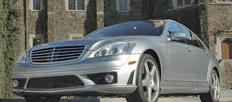 Mercedes-Benz S65 AMG | Business Jet Traveler