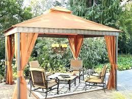 gorgeous outdoor gazebo chandelier at solar
