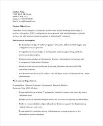 junior system engineer - Junior Systems Administrator Resume