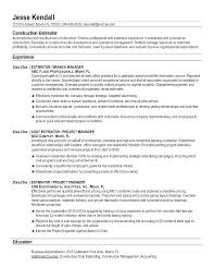 Builders Resume Example Construction Resume Template Resume Builders ...