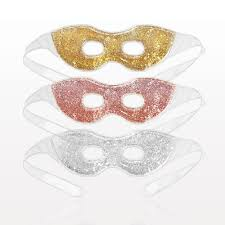 picture of glitter gel eye masks
