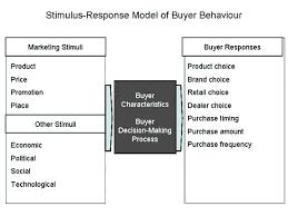 Consumer Behavior Chart Buyer Behaviour Stimulus Response Model Business Tutor2u