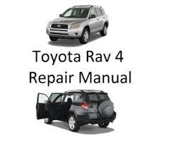 Toyota Rav 4 Repair Manual