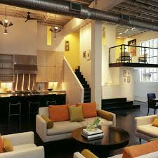 Contemporary Loft Interiors