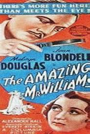 The Amazing Mr.Williams (1939) | Vintage45's Blog