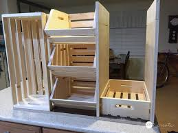 build a kitchen island with pantry storage