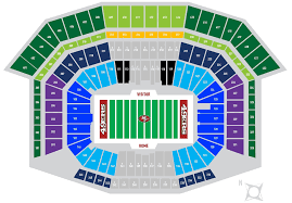 Coyote Stadium Seating Chart 67 Clean Coyotes Stadium Map