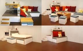 Ideen Für Kleine Büromöbel Balkon Deavita Platzsparende Möbel 25 Ideen Für Kleine Räume