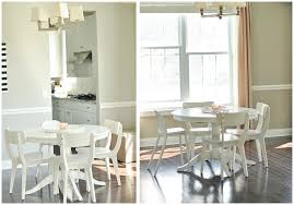 marble dining room table darling daisy: agreeable modern our formal dining room design plan with white painted round wooden table chairs and