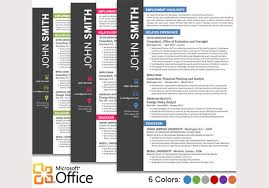 Creative Resume Templates For Word Photo Album Website Free Creative