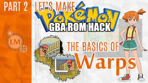 How To Make a Pokemon Rom Hack GBA Part 1 ⚙ A Rom Hack Tutorial Where You  Can Play As a Gym Leader - YouTube