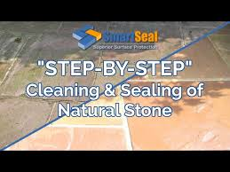 natural stone cleaning sealing of
