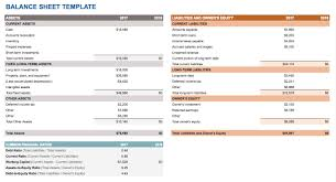 Excel Sheets Templates Balance Sheet Template Excel With Samples Sheets And Income